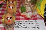 Na děčínské Základní škole Vojanova slavili Velikonoce, 2017.