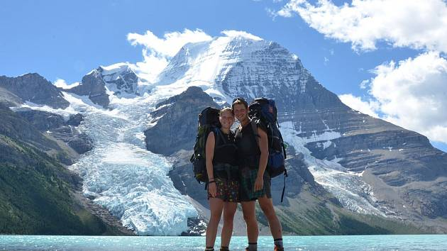 Berg Lake Trail, Canada
