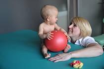 REHKAT se specializuje i na dětské pacienty.