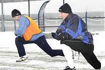 Ústečtí fotbalisté v pondělí zahájili přípravu na jarní část druholigové sezony.