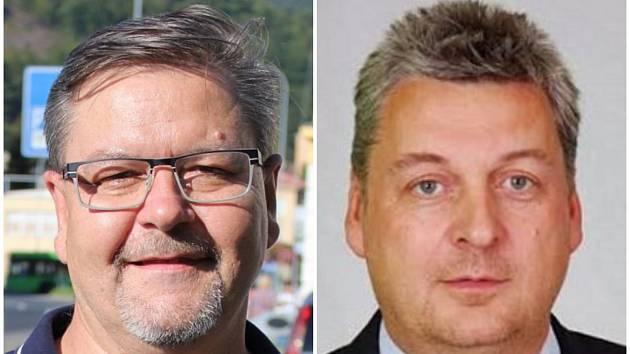 Jan Schiller (vlevo) a Jan Richter
