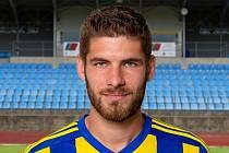Karel Hasil - obránce FK Varnsdorf.