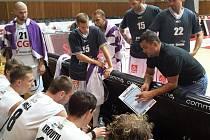VÁLEČNÍCI v Německu vybojovali třetí místo.