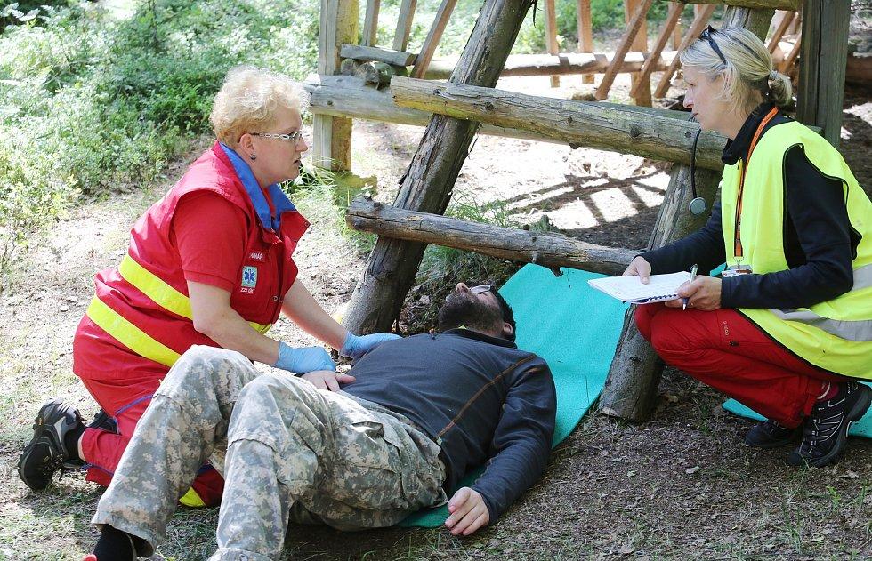 4. ročník metodického cvičení posádek ZZSÚK RALLYE OSTROV 2017.