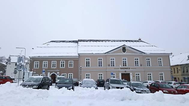 Radnice ve Šluknově se dočkala kompletní rekonstrukce.