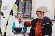 Tolštejnské slavnosti v Jiřetíně.