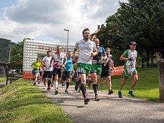 Závod Císař Summer Challenge bavil účastníky v Děčíně.