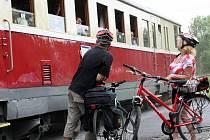 Šenovská lokálka přerušila prázdninové jízdy kvůli vandalům