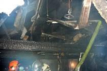 Klient zapálil ústav, evakuováno bylo 20 lidí