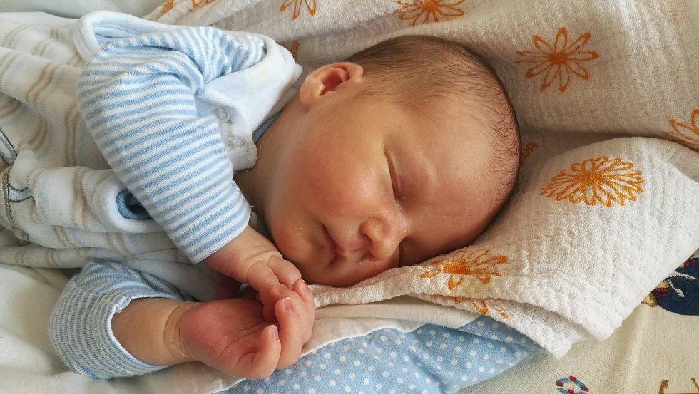 Tereze a Jaromíru Lenhartovým se 21. května v 15:17 hodin narodil syn Oliver Lenhart. Měřil 52 cm a vážil 3,62 kg.