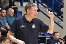 Tomáš Grepl - trenér BK ARMEX Děčín.