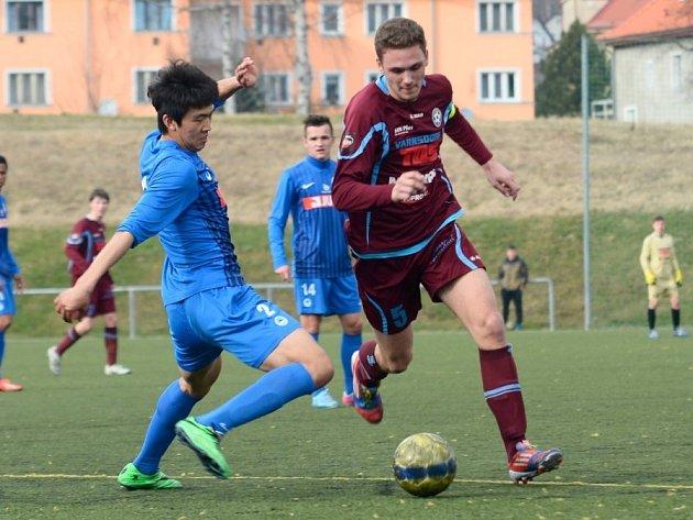 PARÁDA! Juniorka Varnsdorfu porazila doma Liberec 4:2.