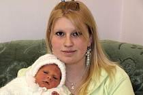 Michaele Masopustové z Jiříkova se 6.ledna ve 14.10 v rumburské porodnici narodil syn Michal Masopust. Měřil 50 cm a vážil 3,11 kg.