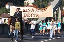 Děčínské gymnázium slaví 110 narozeniny