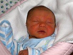 Denise Malinové z Varnsdorfu se 14. února v 5.52 v rumburské porodnici narodil syn Ondřej Vokálek. Měřil 47 cm a vážil 2,51 kg.