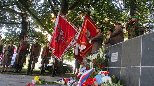 Tyršův Děčín patřil sokolům, slavili výročí jeho narození.