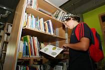 Nová knihovna v Děčíně funguje od 10. září 2012