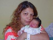 Dagmar Horváthové z Děčína se narodila v ústecké porodnici dne 4. 8. v 13.17 dcera Klaudie Horváthová, měřila 47 cm, vážila 2,72 kg.