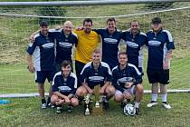 Celek DC výběr vyhrál fotbalový turnaj v Petrovicích.