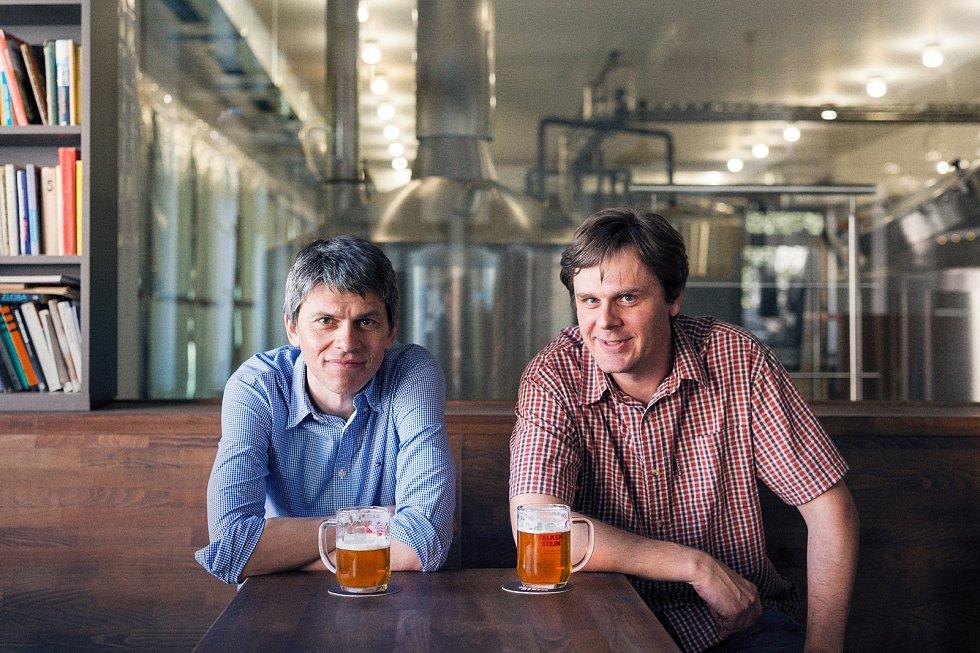 Krásná Lípa je díky pivovaru druhým domovem Jana Srba