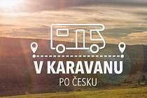 V karavanu po Česku.