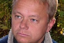 Tomáš Tesař, sedmý na volební kandidátce v Ústeckém kraji.