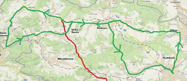Tour de Zeleňák 2020.