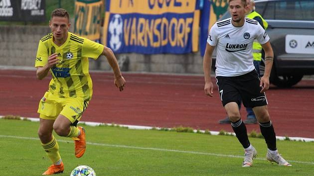 FK VARNSDORF - ilustrační foto.