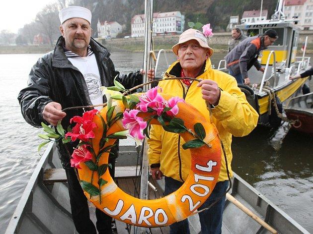 Recesisté opět přivezou do Děčína jaro.