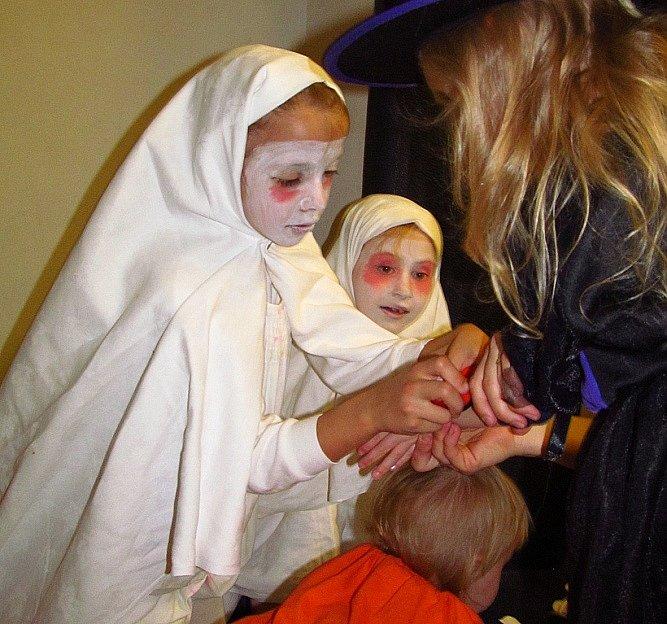Halloween ve Větrníku