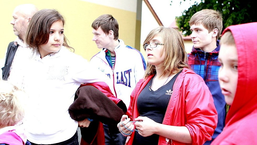 Děti z krásnolipského domova vyrazily do Zálezlic