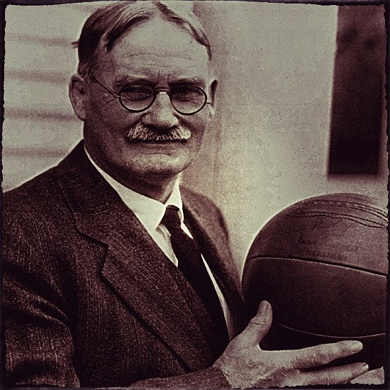 J.Naismith, otec basketbalu.