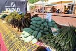 Africké trhy ve varnsdorfském pivovaru Kocour.
