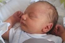 Tadeáš Bělík se narodil Michaele Rutschové a Lukáši Bělíkovi 17. března ve 2.35. Vážil 3,16 kg a měřil 50 cm.