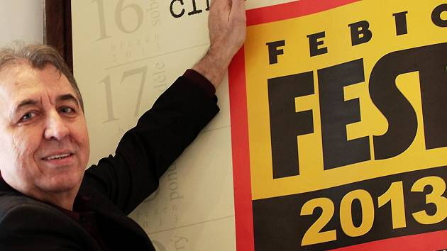 Fero Fenič, zakladatel Febiofestu.