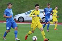 Fotbalisté Varnsdorfu nenaplnili svá očekávání a v utkání s Vlašimí vyšli střelecky naprázdno.