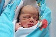 Lukášek Kužel se narodil Kláře Kavenské z Děčína 22. listopadu v 5.43 v děčínské porodnici. Vážil 3,06 kg.