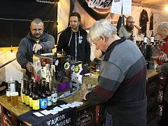 Přehlídka alů ve varnsdorfském pivovaru Kocour.