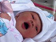 Natálie Uhlířová se narodila Pavle Taberyové z Janova 20. ledna ve 4.47 v děčínské porodnici. Vážila 2,75 kg a měřila 47 cm.