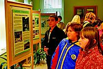 Výstava CHKO Labské pískovce