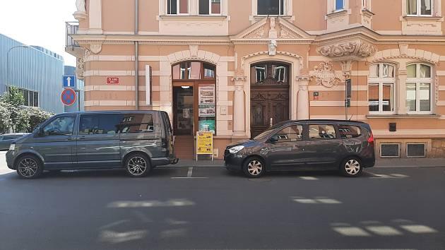 Co je nového v Děčíně: Okolí Husova náměstí
