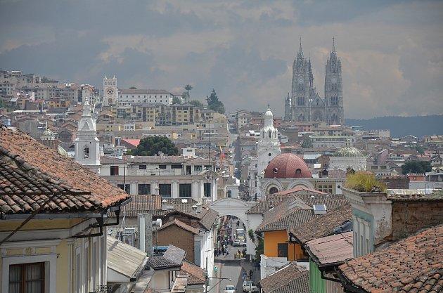 Historické centrum, Quito