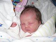 Janě Ševčíkové z Děčína se 29. října v 11.48 narodila v děčínské nemocnici Viktorie Ševčíková. Měřila 47 cm a vážila 2,95kg.