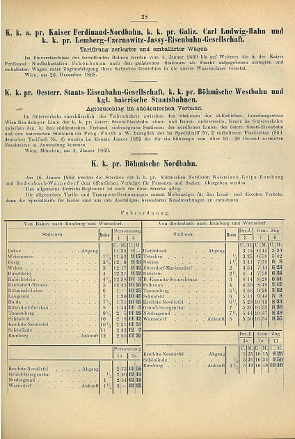 První vlak přijel do Rumburka před 150lety.