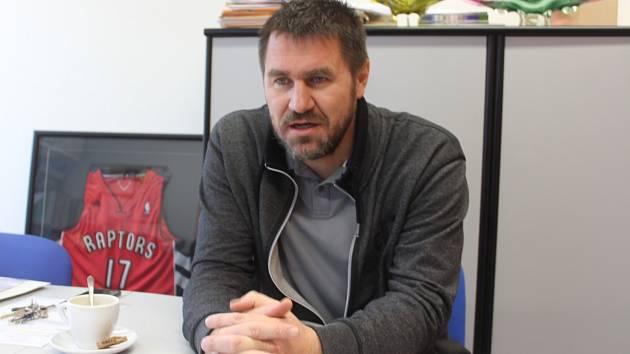 LUKÁŠ HOUSER - generální manažer BK ARMEX Děčín.