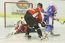 Děčínští hokejisté doma zdolali českolipské Predátory.