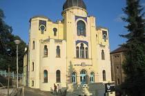 Synagoga Děčín