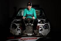 Olga Roučková by chtěla jet další Rallye Dakar. Tentokráte v autě.