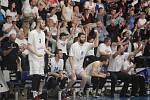 Sport basketbal Děčín - Svitavy radost konec zápas postup