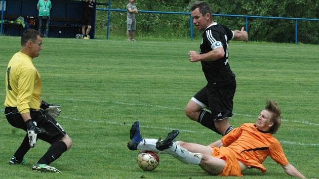 0:0! V České Kamenici branka prostě nepadla, rozhodovaly penalty.